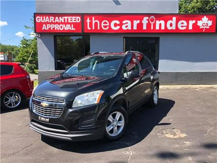 2015 Chevrolet Trax 1LT (Stk: ) in Ottawa - Image 1 of 10