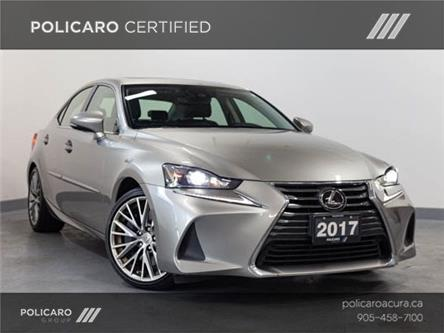2017 Lexus IS 300 Base (Stk: 020226T) in Brampton - Image 1 of 18