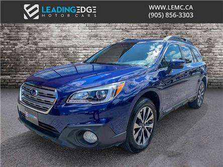 2017 Subaru Outback 2.5i Limited (Stk: ) in Woodbridge - Image 1 of 20