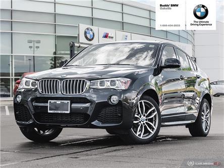 2016 BMW X4 xDrive28i (Stk: DB6046) in Oakville - Image 1 of 27