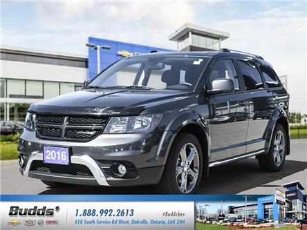2016 Dodge Journey Crossroad (Stk: X60026A) in Oakville - Image 1 of 25