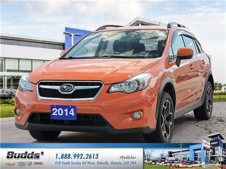 2014 Subaru XV Crosstrek Sport Package (Stk: EQ0041A) in Oakville - Image 1 of 23