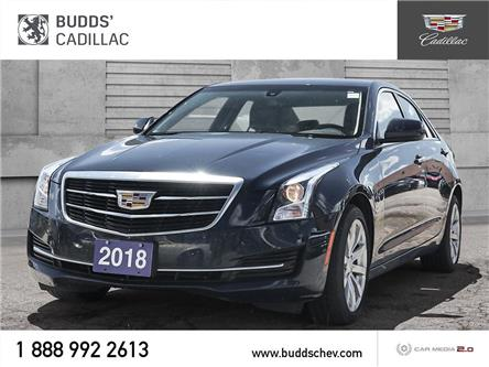 2018 Cadillac ATS 2.0L Turbo Base (Stk: AT8021L) in Oakville - Image 1 of 23