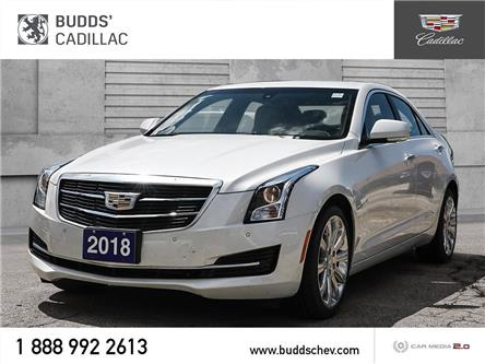 2018 Cadillac ATS 2.0L Turbo Luxury (Stk: AT8017L) in Oakville - Image 1 of 23