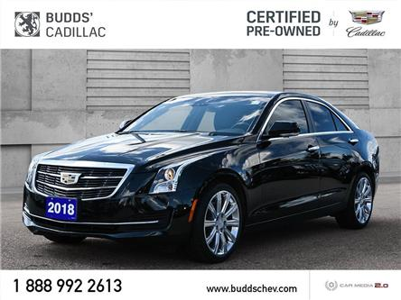 2018 Cadillac ATS 2.0L Turbo Luxury (Stk: AT8087PL) in Oakville - Image 1 of 25