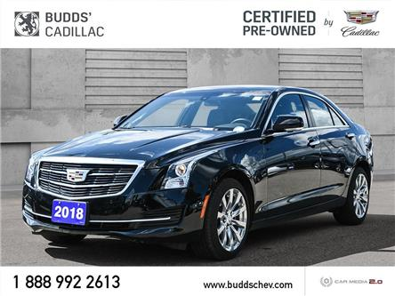 2018 Cadillac ATS 2.0L Turbo Luxury (Stk: AT8036L) in Oakville - Image 1 of 25