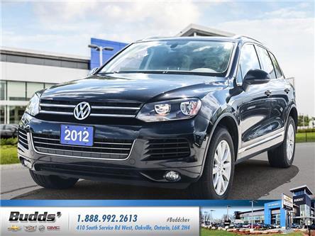 2012 Volkswagen Touareg 3.6L Comfortline (Stk: SR0085A) in Oakville - Image 1 of 23