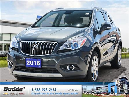 2016 Buick Encore Leather (Stk: E6006PL) in Oakville - Image 1 of 20