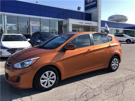 2017 Hyundai Accent GL (Stk: 30227A) in Scarborough - Image 1 of 14