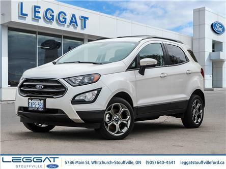 2018 Ford EcoSport SES (Stk: 18-33-599) in Stouffville - Image 1 of 28