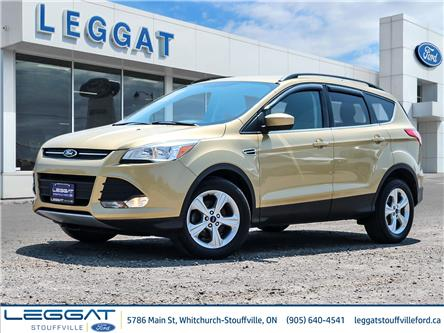 2014 Ford Escape SE (Stk: U5392) in Stouffville - Image 1 of 26