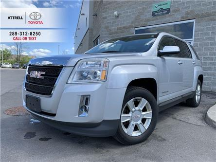 2013 GMC Terrain SLE FWD POWER HEATED SEATS, ALLOYS, FOG LAMPS, TIN (Stk: 46946A) in Brampton - Image 1 of 23