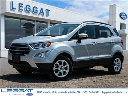 2018 Ford EcoSport SE (Stk: 18-33-455) in Stouffville - Image 1 of 27