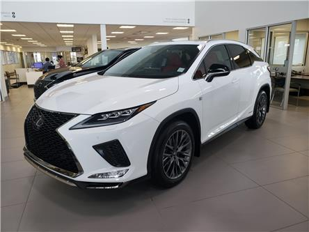2020 Lexus RX 450h Base (Stk: L20473) in Calgary - Image 1 of 9
