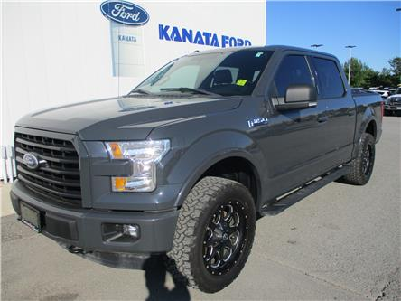 2016 Ford F-150 XLT (Stk: P50140) in Kanata - Image 1 of 12