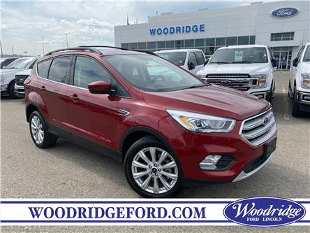 2019 Ford Escape SEL (Stk: 17587) in Calgary - Image 1 of 21