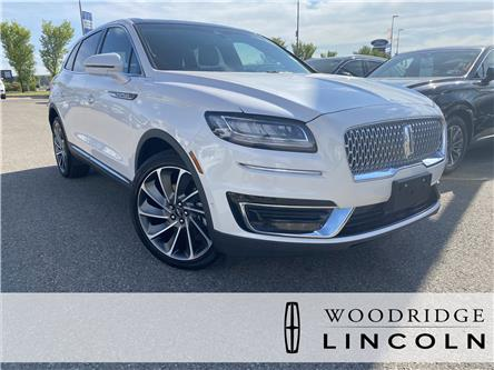 2019 Lincoln Nautilus Reserve (Stk: 17589) in Calgary - Image 1 of 22