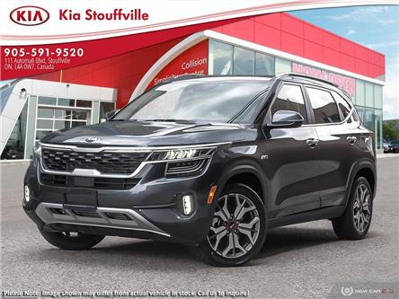2021 Kia Seltos SX Turbo (Stk: 21039) in Stouffville - Image 1 of 23