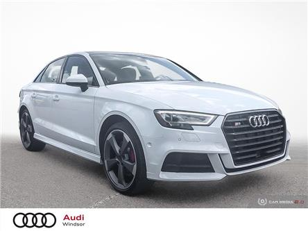 2020 Audi S3 2.0T Technik (Stk: 9979) in Windsor - Image 1 of 30