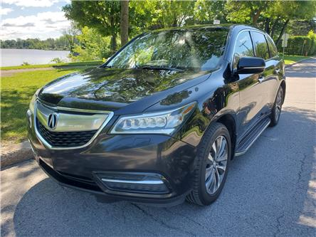 2014 Acura MDX Navigation Package (Stk: B505269) in Montréal - Image 1 of 18