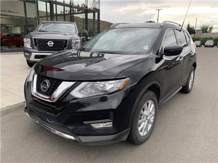 2019 Nissan Rogue SV (Stk: UT1482) in Kamloops - Image 1 of 18