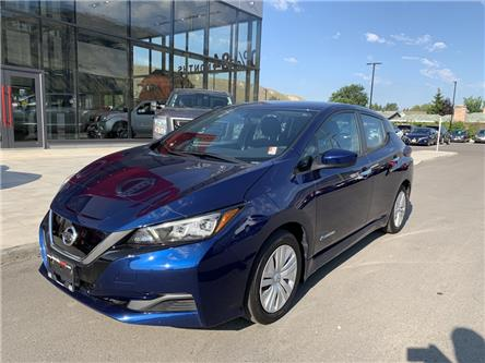 2019 Nissan LEAF S (Stk: UC791) in Kamloops - Image 1 of 25