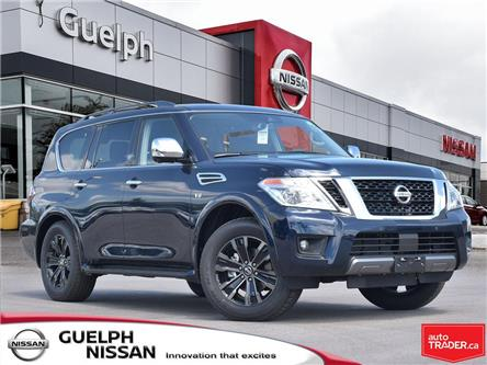 2020 Nissan Armada Platinum (Stk: N20696) in Guelph - Image 1 of 25