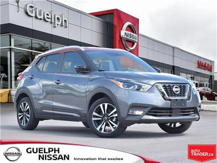 2020 Nissan Kicks SR (Stk: N20687) in Guelph - Image 1 of 22