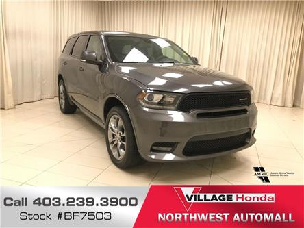 2019 Dodge Durango GT (Stk: BF7503) in Calgary - Image 1 of 25
