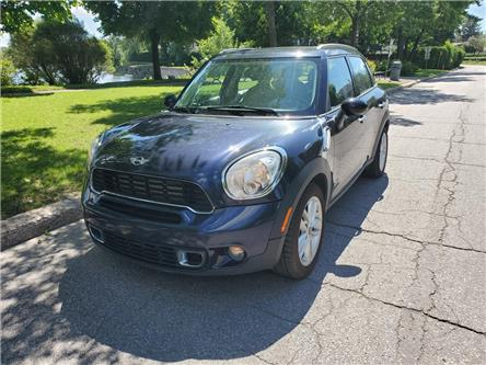 2011 MINI Cooper S Countryman Base (Stk: M10877) in Montréal - Image 1 of 15