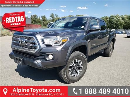 2017 Toyota Tacoma TRD Off Road (Stk: X071644) in Cranbrook - Image 1 of 24