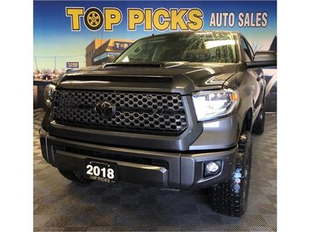 2018 Toyota Tundra  (Stk: 712632) in NORTH BAY - Image 1 of 26