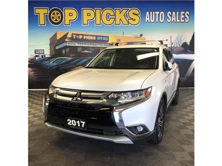 2017 Mitsubishi Outlander GT (Stk: 603500) in NORTH BAY - Image 1 of 26