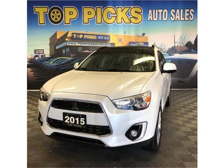 2015 Mitsubishi RVR SE (Stk: 603905) in NORTH BAY - Image 1 of 27