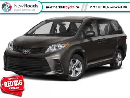 2020 Toyota Sienna CE 7-Passenger (Stk: 35536) in Newmarket - Image 1 of 19