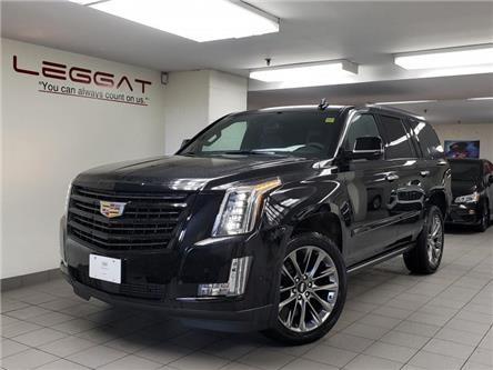 2020 Cadillac Escalade Platinum (Stk: 209562) in Burlington - Image 1 of 28