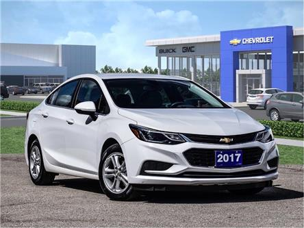 2017 Chevrolet Cruze LT Turbo (Stk: P6445) in Markham - Image 1 of 26