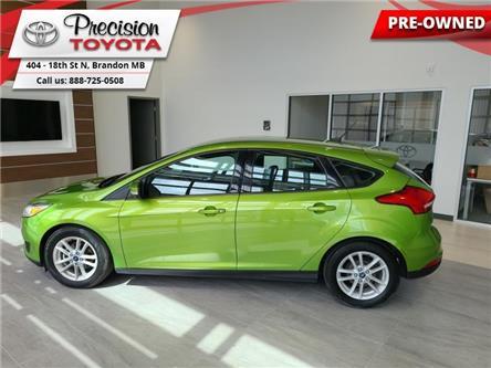 2018 Ford Focus SE (Stk: 203361) in Brandon - Image 1 of 23