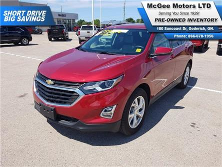 2019 Chevrolet Equinox LT (Stk: A283381) in Goderich - Image 1 of 29