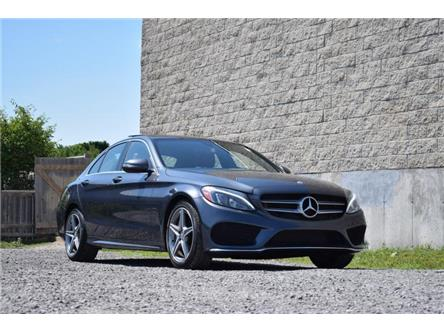 2016 Mercedes-Benz C-Class Base (Stk: B5977) in Kingston - Image 1 of 30