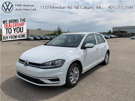 2020 Volkswagen Golf Comfortline (Stk: 20125) in Calgary - Image 1 of 23