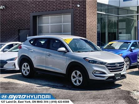 2016 Hyundai Tucson Base (Stk: H5912) in Toronto - Image 1 of 28