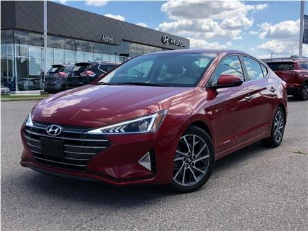 2019 Hyundai Elantra Luxury (Stk: 4326) in Brampton - Image 1 of 21