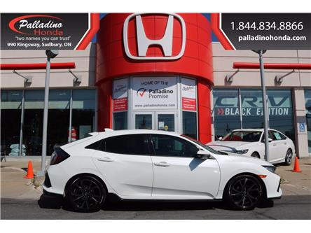2017 Honda Civic Sport (Stk: 20756A) in Sudbury - Image 1 of 32