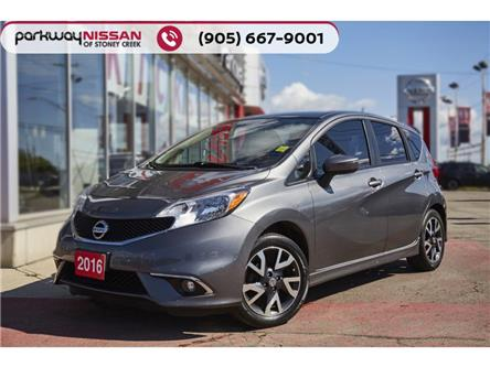 2016 Nissan Versa Note  (Stk: N20264A) in Hamilton - Image 1 of 20