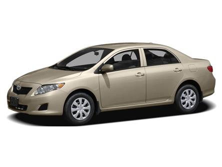 2010 Toyota Corolla CE (Stk: P2248) in Whitchurch-Stouffville - Image 1 of 3