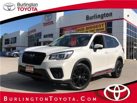 2019 Subaru Forester 2.5i Sport (Stk: 207036A) in Burlington - Image 1 of 21