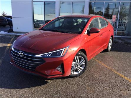2020 Hyundai Elantra Preferred (Stk: H12410) in Peterborough - Image 1 of 19