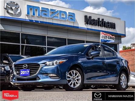2017 Mazda Mazda3 GS (Stk: P1996) in Markham - Image 1 of 26