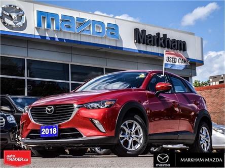 2018 Mazda CX-3 GS (Stk: P1998) in Markham - Image 1 of 27